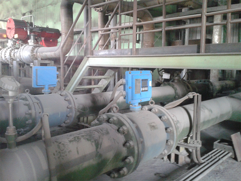 Oxygen lance water cooling metering of WISCO No. 4 Steelmaking Plant